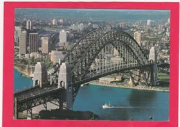 Modern Post Card Of Sydney Harbour Bridge,NSW..Australia,B37. - Sydney