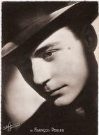 Carte Postale D'artiste / Movie Star Postcard - François Perier (#3504) - Acteurs