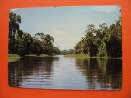 LAGOS STATE.Itoikin River - Nigeria