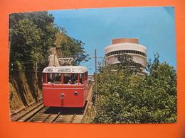 View On Peak Tramway Between May And Barker Roads - Cina (Hong Kong)