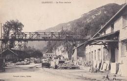 Glandieu  Le Pont Roulant  PRIX FIXE - France
