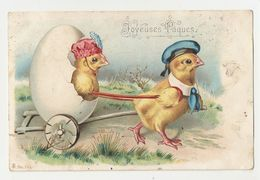 Joyeuses Pâques. Poussins (287) - Easter