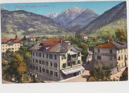 PRIMIERO NEGOZIO ORSINGHER E BIRRARIA AL GIARDINO FORMATO PICCOLO VIAGGIATA - Trento