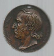 Médaille, Vicomte Louis Marie De CORMENIN , Par Rogat , 1842 , Cuivre ,2 Scans, Frais Fr 4.85e - Royal / Of Nobility