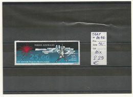 TAAF POSTE AERIENNE N°78 OBLITERE  COTE 10  EUROS - Tierras Australes Y Antárticas Francesas (TAAF)
