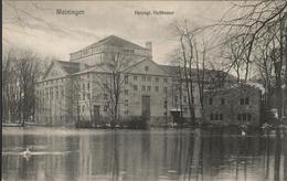 11447910 Theatergebaeude Meiningen Hoftheater Theatergebaeude - Gebäude & Architektur