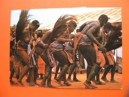 COSTUME ET FOLKLORE.Adangbe (Les Adifos) - Togo