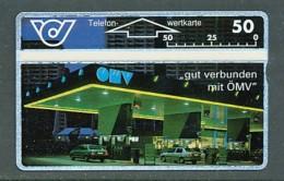 ÖSTERREICH  Telefonkarte - K 101  ÖMV   - Nr. 402A - Siehe Scan - - Oesterreich