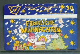 ÖSTERREICH  Telefonkarte - K 102  Weihnachten   - Nr. 401A - Siehe Scan - - Oesterreich