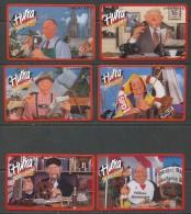 NIEDERLANDE Telefonkarten - Hurra Deutschland - Kanzler - 6 Karten   - Siehe Scan - - Niederlande