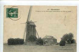 Moulin Vent MONTDIDIER - Montdidier