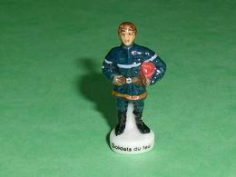 Fèves / Personnages / Métiers : Soldats Du Feu  T28 - Personnages