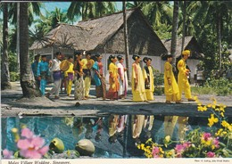 ASIE--SINGAPOUR--malay Village Wedding--voir 2 Scans - Singapour