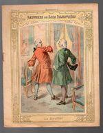 Cahier Avec Couverture Illustrée : LE SOUFFLET  1913 ( Illustré Clérice )(PPP8176) - Blotters