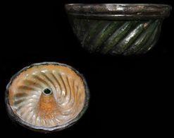 Ancienne Terre Cuite Vernissée Slovaque XIXème / Old Slovakian Clay Pot - Other