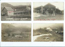 Canada BC Fruitvale ( Varseveld Bros - Saw Mill ) ( 22 Views ) - Altri