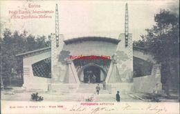 H226 - Torino - Prima Esposizione Internazionale D'arte Decorativa Moderna - Italia