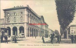 H227 - Torino - Stazione Centrale E Corso Vittorio Emanuele - Italia