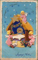 Noel 516, Creche Anges (JDA 639, Decoupi Ajouti - Autres