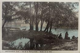 Ile De La Bourgnatelle, Bords De La Cère - Bretenoux