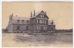 Pas-de-Calais - Berck-Plage - L'Asile Maritime - Berck