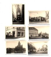 Metz. 6 Petites Photos Amateur. - Metz