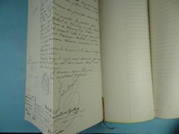 Acte Notarié 1890 Vente Par Voie Parée Chantrenne De Cul-des-Sarts Stavaux De Signy-L'Abbaye /8/ - Manuscrits