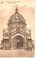 Bruxelles - CPA - Brussel - Eglise Sainte-Marie - Lanen, Boulevards