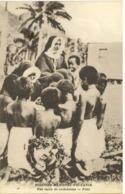 Fidji - Missions Maristes D' Océanie - Une Leçon De Catéchisme - Fidji