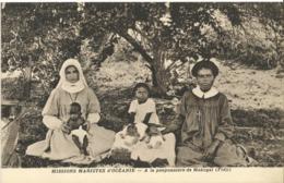 Fidji - Missions Maristes D' Océanie - A La Pouponnière De Makogai - Fidji