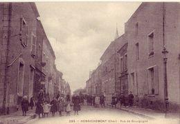 18 295 HENRICHEMONT Rue De Bourgogne - Henrichemont