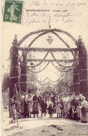 18 HENRICHEMONT Comice 1908 - Henrichemont