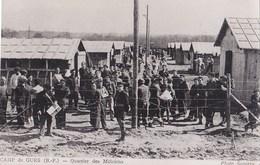 Gurs - Camp - Quartier Des Miliciens - Francia