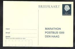 NEDERLAND Briefkaart Geuzendam P 330 B  **  MARATHON Prijsvraag - Postwaardestukken