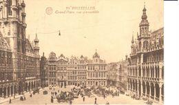 Bruxelles - CPA - Brussel - Grand'Place, Vue D'ensemble - Places, Squares