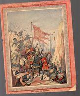 Couverture Illustrée De Cahier D'écolier :bataille De CASSEL (PPP8181) - Blotters
