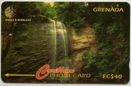 287CGRA EC$40 - Grenada