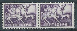 België Nr 655 V2 - Errors (Catalogue COB)