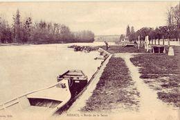 77 HERICY Bords De La Seine - France