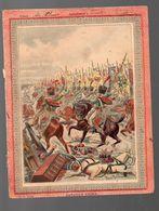 Couverture Illustrée De Cahier D'écolier :BATAILLE D'IENA  (PPP8187) - Blotters