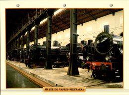 20 Fiches Techniques De Locomotive,  /  LOT 3 - Trains