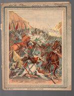 Couverture Illustrée De Cahier D'écolier :BATAILLE D 'AVEIN (PPP8188) - Blotters