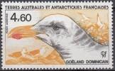 TAAF 1986 Yvert Poste Aérienne 92 Neuf ** Cote (2015) 2.20 Euro Goéland Dominicain - Poste Aérienne