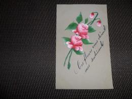 Carte Celluloïde  Celluloid  Nacre - Cartes Postales