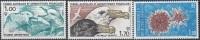 TAAF 1986 Yvert 115 - 117 Neuf ** Cote (2015) 3.15 Euro Faune Antarctique - Terres Australes Et Antarctiques Françaises (TAAF)