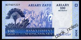 MADAGASCAR 100 ARIARY 2004 86b Unc - Madagascar