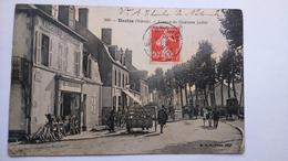 Carte Postale (C1) Ancienne De Decize , Avenue Du Quatorze Juillet - Decize