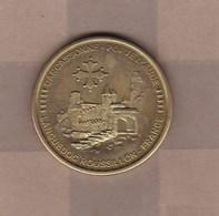 AMMF - Médaille Souvenirs : Carcassonne - Porte D'Aude - Tourist