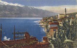 290 - 1919 Veduta - Croazia Croatia  - Viaggiata- Travelled - Cartoline