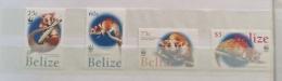 BELIZE 2005 OPPOSSUM SET MNH - Non Classificati